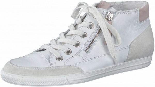 Paul Green 4088 008 Damen Sneaker Weiss