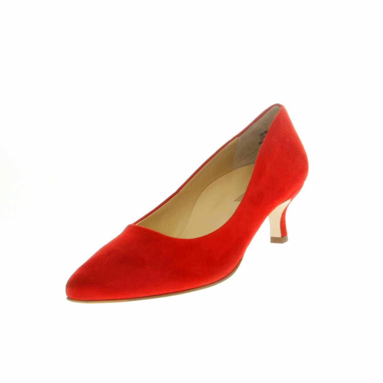 sneakers for cheap dd776 23206 Paul Green 3774 004 Damen Pumps Rot