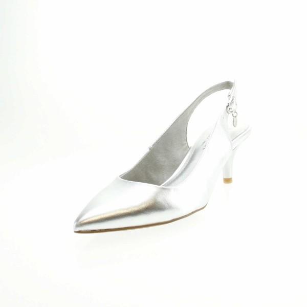 S.Oliver 5 22500 941 Damen Slingpumps Silber