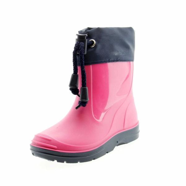 Beck 489 06 Kinder Gummistiefel Pink