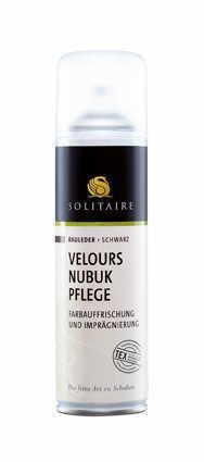 Solitaire 5892 Velours- Nubuk Spray Blau