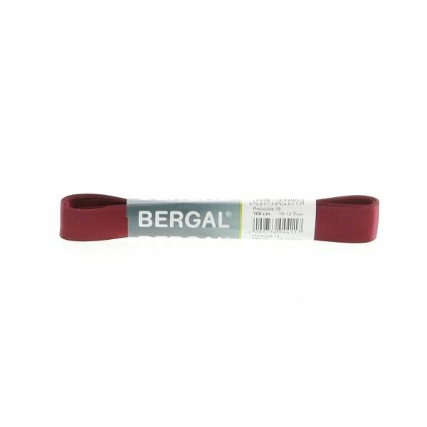 Bergal 8184 Satin Flachsenkel Bordeaux