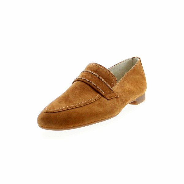 Paul Green 2504 006 Damenslipper Braun
