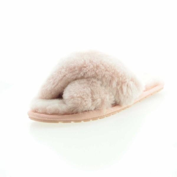 EMU Australia W12013 Damen Hausschuh Mayberry Pink/Rose