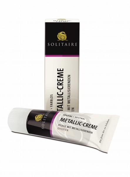 Solitaire 5377 Metallic Creme Farblos