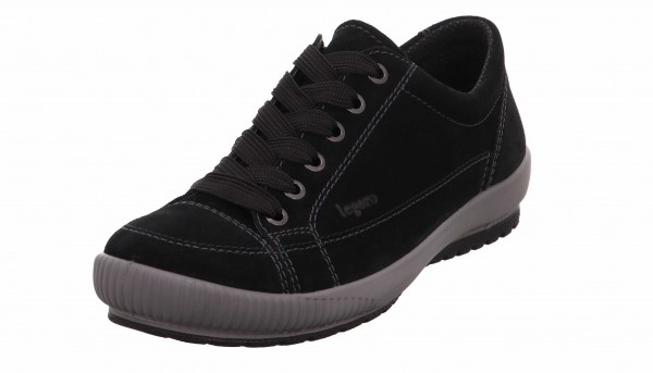 Legero 0 800820 0000 Tanaro 4.0 Damen Sneaker Schwarz