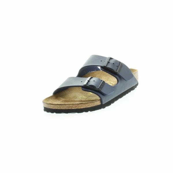 Birekenstock 051751 Arizona Unisex Pantolette Blau
