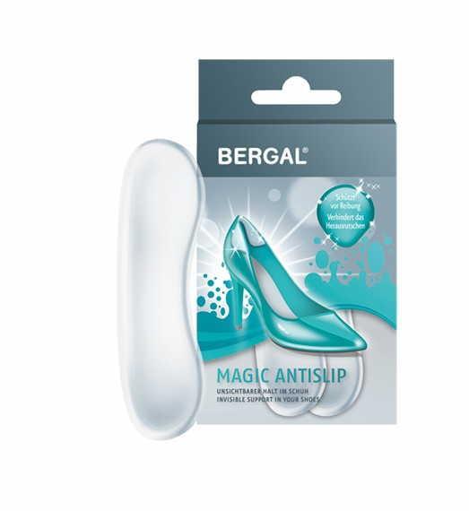 Bergal 6701 Magic Antislip Gel Fesenhalter