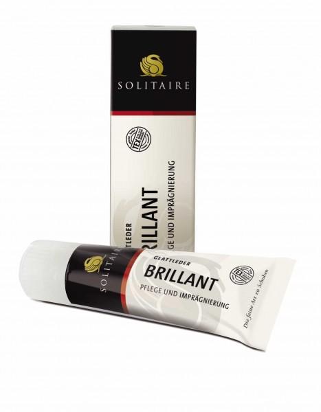 Solitaire 5448 33 Brillant Pflegecreme Olivegrün