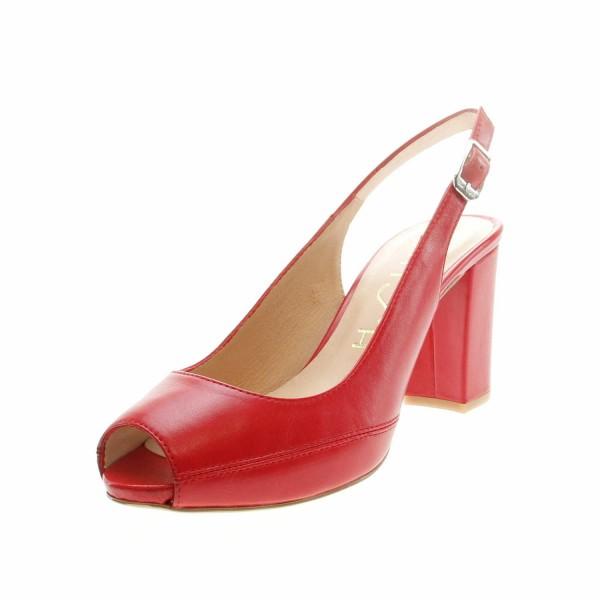 Unisa Nick 19 Damen Sandalette Rot
