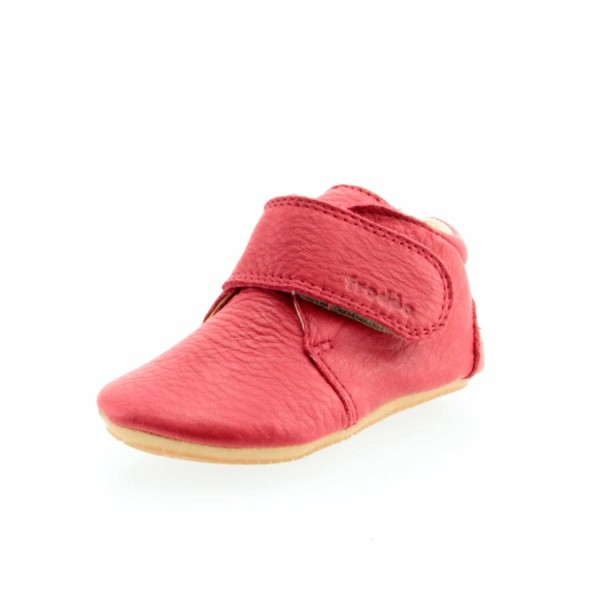 Froddo G1130005-2 Baby Krabbelschuh Rot