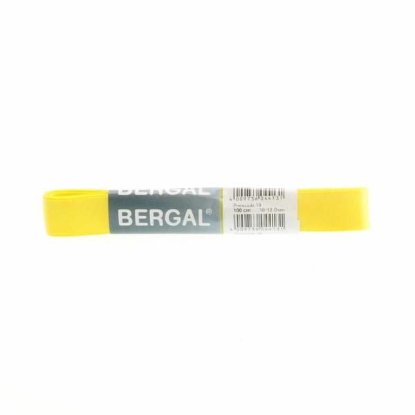 Bergal 8184 Satin Flachsenkel Gelb