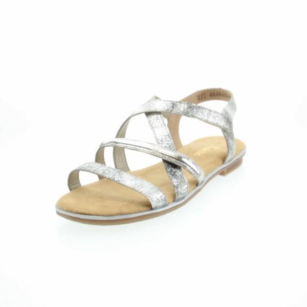 Rieker Sandale K085090 Silber