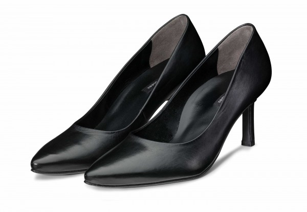 Paul Green 3757 007 Damen Pumps Schwarz