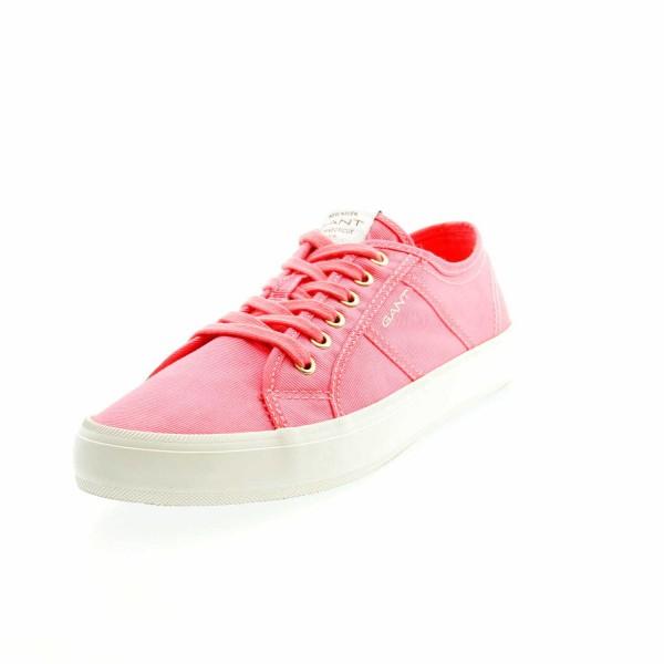 Gant 18538443 G520 Zoee Twill Damen Sneaker Rot (Watermelon)