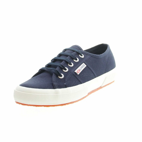 Superga S000010 F43 Damen Sneaker Blau