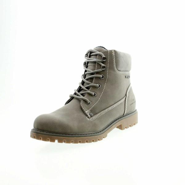Tom Tailor 7990102 Damen Boots Grau