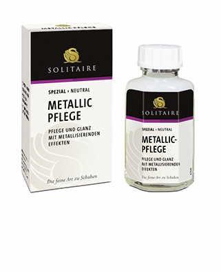 Solitaire 5620 Metallic Pflege Farblos