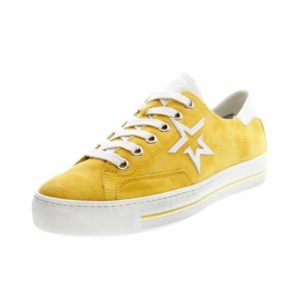 Paul Green 4810 226 Damen Sneaker Gelb (Mango)