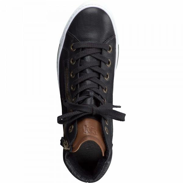Paul Green 4024 028 Damen Sneaker Schwarz