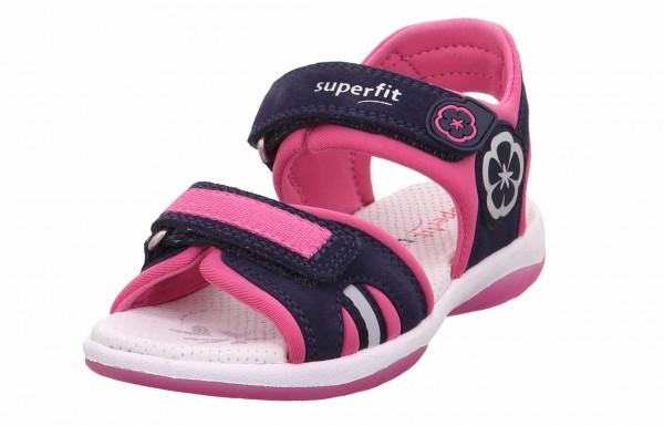 Superfit 1 606127 8010 Sunny Mädchen Sandale Blau