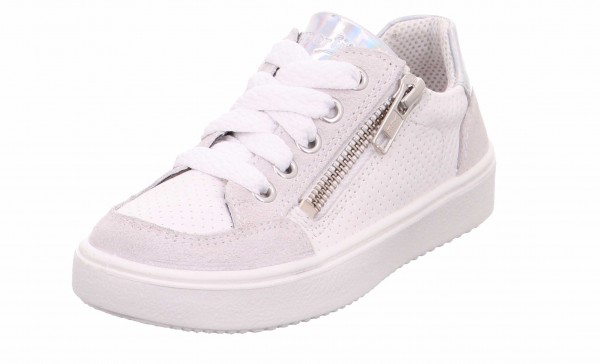 Superfit 1 000492 1000 Heaven Mädchen Sneaker Weiss