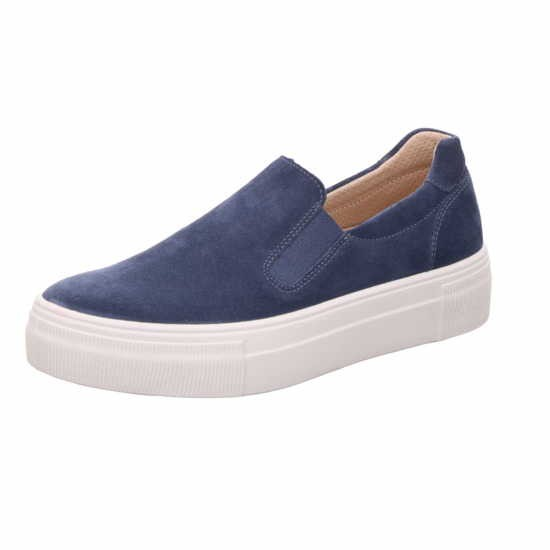 Legero 0 600906 8600 Lima Damen Slipper Blau