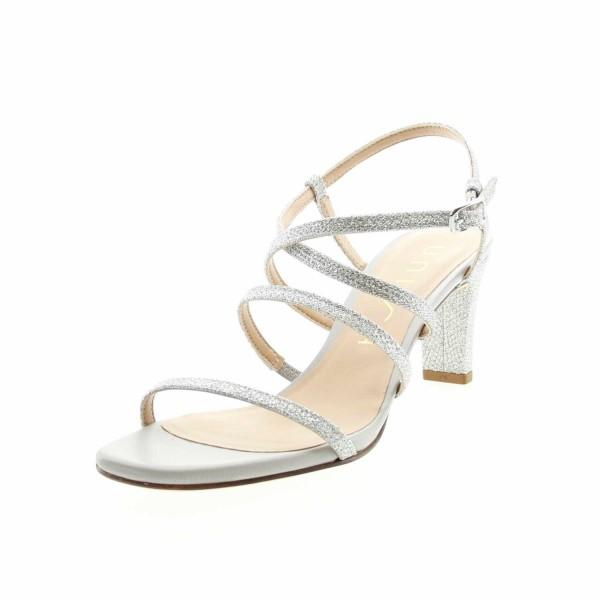 Unisa Mimo 20 NA Damen Sandalette Silber