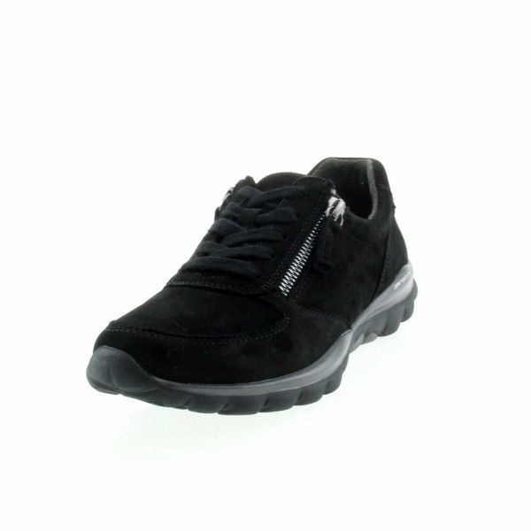 Gabor Rolling Soft 06 968 47 Damen Sneaker Schwarz