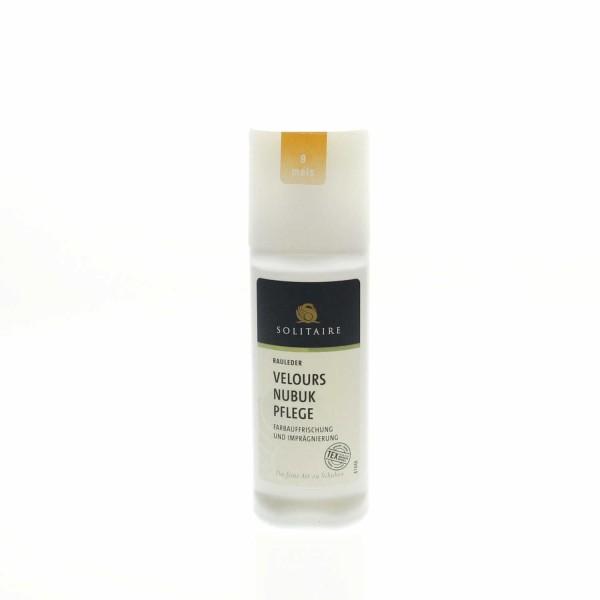 Solitaire 5704 09 Velours Nubuk Pflege-Stick Gelb (Mais)
