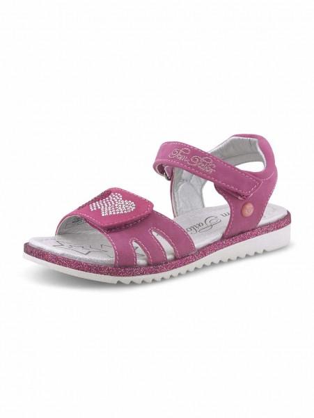 Tom Tailor 8073102 544 Mädchen Sandale Rot (Pink)