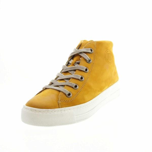 Paul Green 4735 055 Damen Sneaker Gelb (Curry)