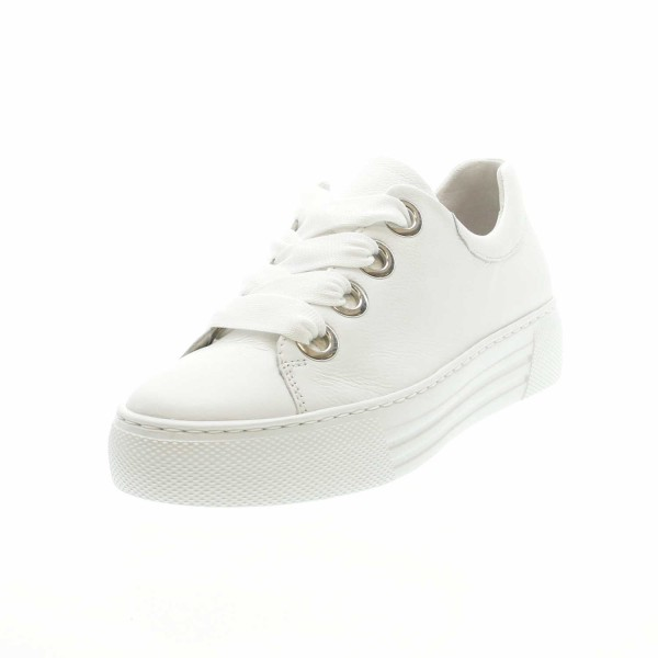 Gabor 26.464.51 Florenz Damen Sneaker Weiss