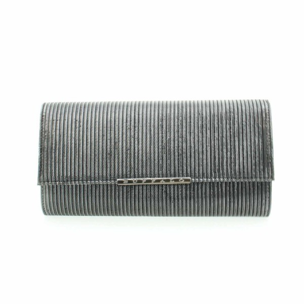 Buffalo Bag Clutch BWG-05 Glitter Black