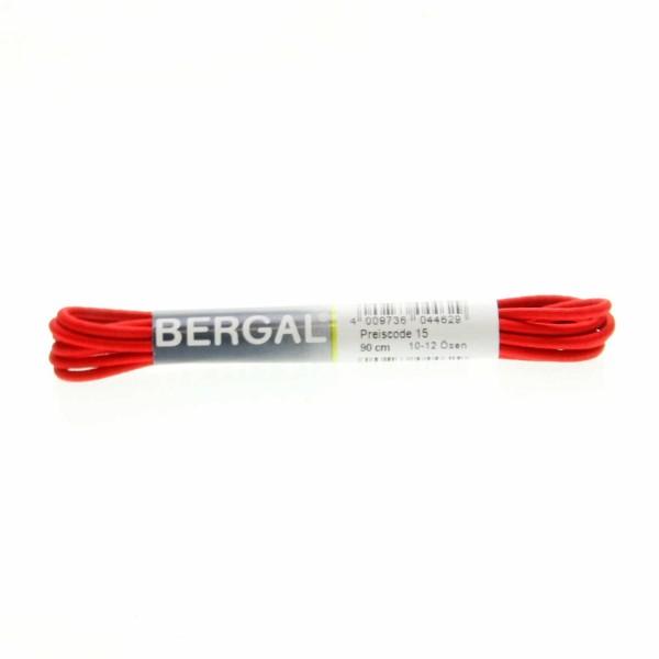 Gummisenkel Rot 8423 120 von Bergal