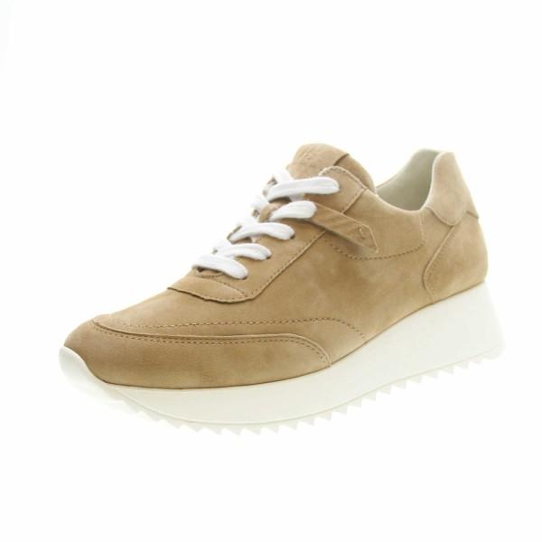 Paul Green 4946 046 Damen Sneaker Braun (Camel)