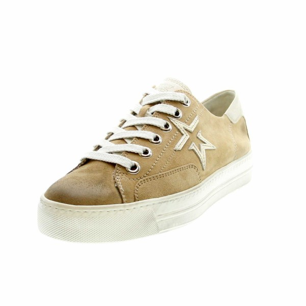 Paul Green 4810 206 Damen Sneaker Braun
