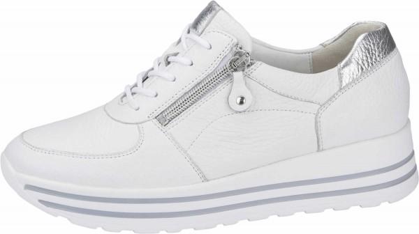 Waldläufer 758009 200 150 Damen Sneaker Lana Weiss